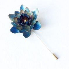 """Брошь """"Цветок Лотоса"""" в магазине «Flyinhome» на Ламбада-маркете"""