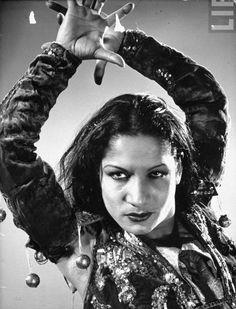 carmen amaya flamenco | Carmen Amaya, por Gjon Mili (LIFE)