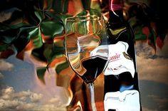 Nice bottle of Rioja, my favourite wine.