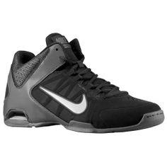 Nike Air Visi Pro IV - Men s - Basketball - Shoes - Black Anthracite  e38c15d87