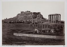 https://flic.kr/p/T7cr4w | Το Ολυμπιείο με φόντο την Ακρόπολη | Hallwyl Museum commons.wikimedia.org/wiki/File:Fotografi_av_Zeustemplet_(Olympeion)_och_Akropolis_-_Hallwylska_museet_-_103047.tif Συλλογή: commons.wikimedia.org/wiki/Category:Historical_images_of_...