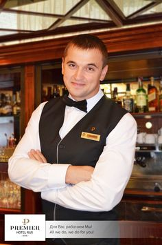 Dmitriy Barman Lobby Bar He leads a healthy lifestyle, active in sports car enthusiast and an avid angler