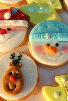 Galletitas navideñas, reno