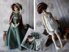 Sense and Sensibility v2 for MSD super dollfie doll by kalcia, $50.00