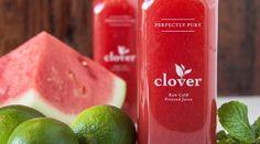 Clover Juice