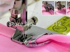 "Household Sewing Machine Parts Presser Foot 29302 / 1/4"" Hemmer Foot (original quality)29308"