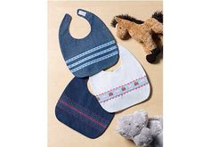 Baby Bib Trio #makei