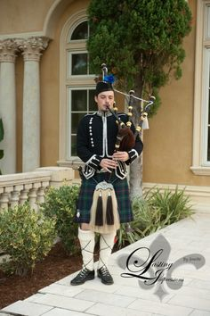 cajun piper, southern fete, las vegas party, dinner party