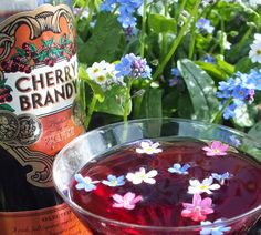 Forget-me-not Cocktail