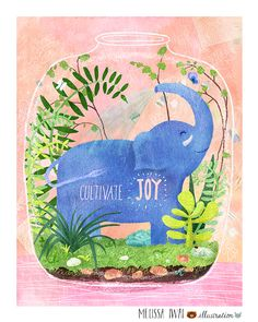 Cultivate Joy-Melissa Iwai