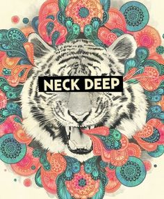 Neck Deep been to 10/18/15 and 2/29/16