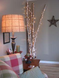 fantastische birkenstamm deko einrichtung und m bel pinterest. Black Bedroom Furniture Sets. Home Design Ideas