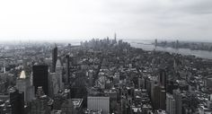 https://flic.kr/p/RGttWG | NYC from the Empire State Building | The grand NYC!!
