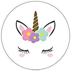 Risultato immagini per dibujo unicornio y arcoiris infantil Unicorn Themed Birthday Party, Rainbow Unicorn Party, Birthday Party Themes, Girl Birthday, Unicorn Cupcakes Toppers, Creative Money Gifts, Unicorn Pictures, Unicorn Printables, Unicorn Face