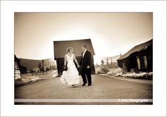 Old West Colorado style wedding. www.afinephotographer.com