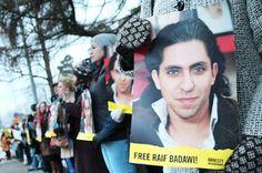 Que tu vida sea un acto de rebeldía. Raif Badawi, escritor y bloguero saudí es hoy símbolo mundial de la lucha por la libertad de expresión. Elena Valenciano | El Diario, 2015-10-29 http://www.eldiario.es/zonacritica/vida-acto-rebeldia_6_446615362.html