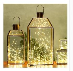 Not sure if I'd pay this price, but I do like the lanterns the most but selling on the Fairy Lights. 10 Sets Of Fairy Lights Free Shipping $119