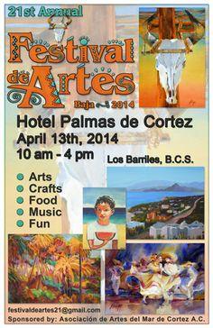 April Events in Baja