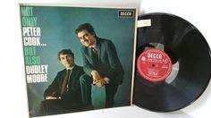 PETER COOK...DUDLEY MOORE not only peter cook...but also dudley moore, LK 4703 - SOUNTRACKS, COMEDY, POP, VARIOUS ARTISTS, MISC. #LP Heads, #BetterOnVinyl, #Vinyl LP's