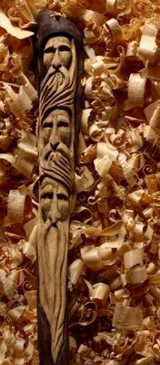 Crickhollow carving: Wood Carvings and Walking Sticks for sale