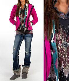 """One For Fall""  #buckle #fashion  www.buckle.com"