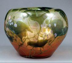 Louis Comfort Tiffany - vase (1903)