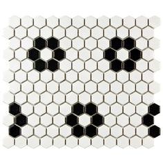 "Found it at Wayfair - Retro 7/8"" x 7/8"" Porcelain Glazed Mosaic in Matte White http://www.wayfair.com/daily-sales/p/The-Industrial-Chic-Bath-Retro-7%2F8%22-x-7%2F8%22-Porcelain-Glazed-Mosaic-in-Matte-White~OVS1390~E16978.html?refid=SBP.rBAjD1SSCI9m8H0qoeuEAtlpdv59cECTu1XrEcdV9BU"