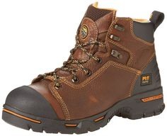 Looking for Timberland PRO Men's Endurance PRO Waterproof 6 Work Boot ? Check out our picks for the Timberland PRO Men's Endurance PRO Waterproof 6 Work Boot from the popular stores - all in one. Yellow Boots, Brown Boots, Most Comfortable Work Boots, Timberland Pro, Timberland Waterproof, Steel Toe Work Boots, Nylons Heels, Fashion Boots, Zapatos