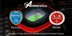 Prediksi Bola Troyes vs Reims 17 April 2016