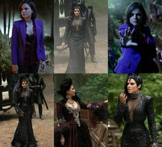 "Regina Mills  - ep 3x02 ""Lost Girl"" Screen Caps"