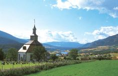My valley, Gudbrandsdalen, Norway
