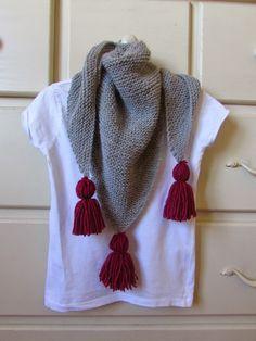 Crochet Scarf Shawl Inspiration 67 Ideas For 2019 Knitted Shawls, Crochet Scarves, Crochet Shawl, Crochet Stitches, Knit Crochet, Kawaii Crochet, Crochet Baby, Free Crochet, Knitting Patterns