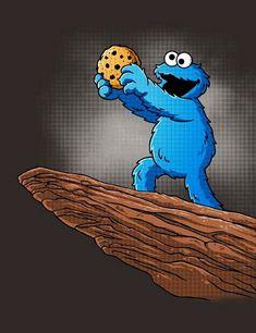 Oscar The Grouch, Watch Cartoons, Jim Henson, Great Memories, Smurfs, Cookie Monster, Childhood, Mermaid, Diy Crafts