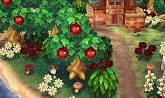 Animal Crossing New Leaf Grass Qr Code Path Animal
