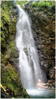 Matapalo Waterfall