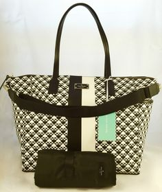 86d3cdbf26e3 NWT Kate Spade Penn Place Adaira BABY Bag Diaper Overnight Tote Mom Travel