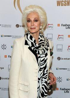 Carmen Dell'Orefice, Lady, Elegance