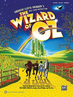 "Andrew Lloyd Weber's ""The Wizard of Oz"" - Broadway Musical"