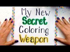 New Gel Pen Blending Tool