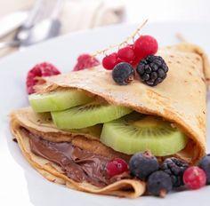 Kalorien: 256 kcal Eiweiß: 9 % Kohlenhydrate: 71 % Fett: 20 %