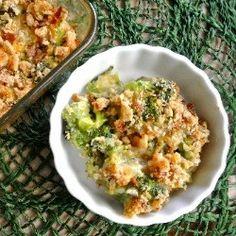 Broccoli Casserole by Vegan_In_The_Freezer