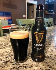 Happy Saint Patrick's Day! Guinness Draught, Saint Patrick, Craft Beer, Beer Bottle, Brewing, Community, Drinks, Day, Drinking