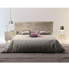 Distressed Headboards: Choose a headboard to match your personal style, whether it be upholstered, wooden, or even carved for a more traditional look. Free Shipping on orders over $45!