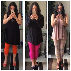 Love to wear black and are hesitant to add colour to your legwear? Break out of your comfort zone. Add a splash of colour to your legwear. Or break into full colour mode! From left to right, imported from Italy the Trisha Pantacapri in Orange $15, Dorella Pantacollant $16 and the Graphium legging $36. Colour collection available at www.mylegwearshop.com #CalzeTrasparenze #MadeInItaly #springfashion #summerfashion #MyLegwearShop