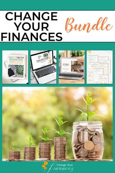 Complete Change Your Finances Bundle Monthly Budget Worksheet, Budgeting Worksheets, Budgeting Finances, Budgeting Tips, Ways To Save Money, Money Saving Tips, Paying Off Student Loans, Paying Off Credit Cards, Budget Planer