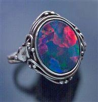 Ring von Rhoda Wager