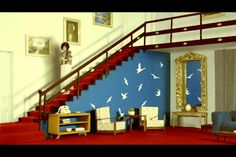 Yakın Menzil @İstanbul Modern 09.05.2013 / 27.10.2013  #artfulliving #sergi #exhibition #contemporaryart #etkinlik #news #art #müze #galeri #painting #photograph #july #temmuz September Calendar, Istanbul, Stairs, Modern, Painting, Home Decor, Stairway, Trendy Tree, Decoration Home