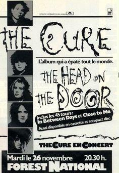 The Head In The Door Tour