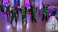Groomsmen Dance at Pakistani Henna Toronto
