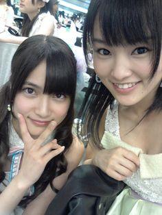 あんにん&さや姉 #AKB48 #NMB48